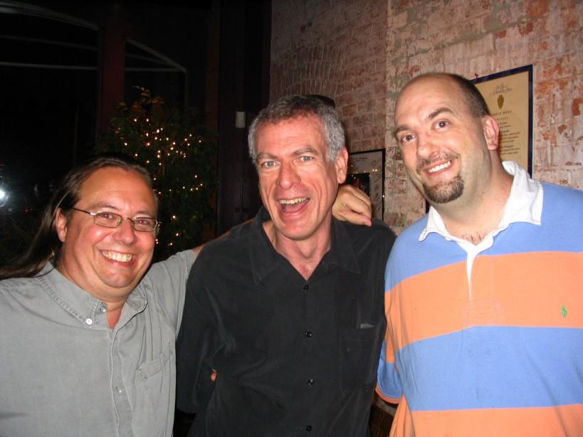 Steve Boese, Steve Schalchlin and Mike Airhart