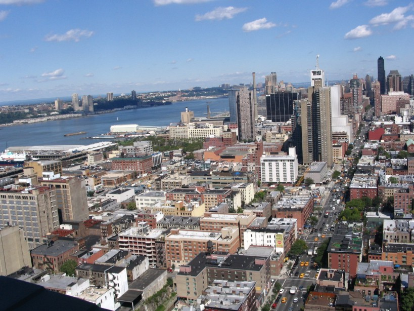 New York City. Upper West Side.