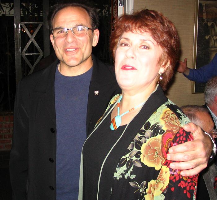 Donald Corren and Judy Kaye