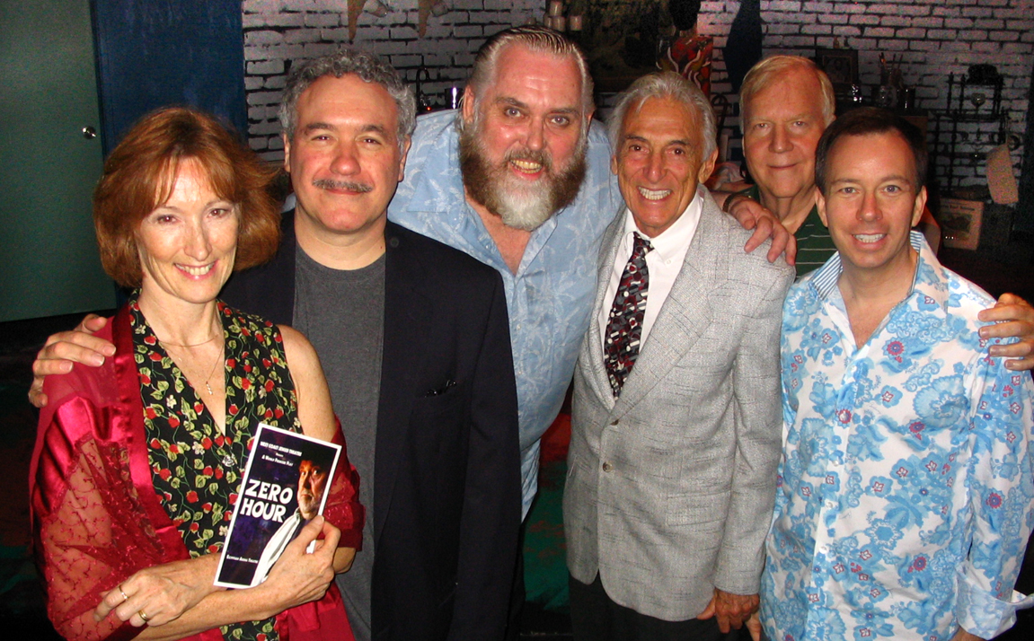 Larry Blank, Kaye Lynn, Jim Brochu, Barry Weiss, Ted Heyck, David Rambo