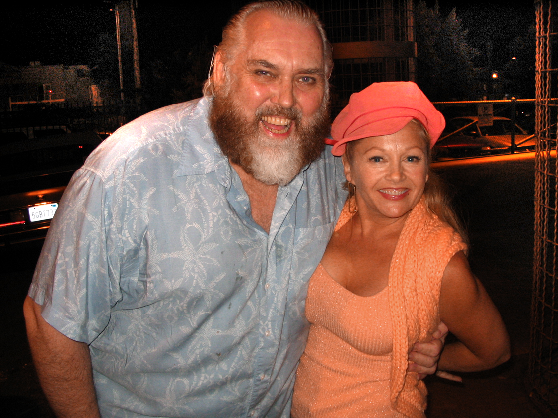 Jim Brochu, Charlene Tilton